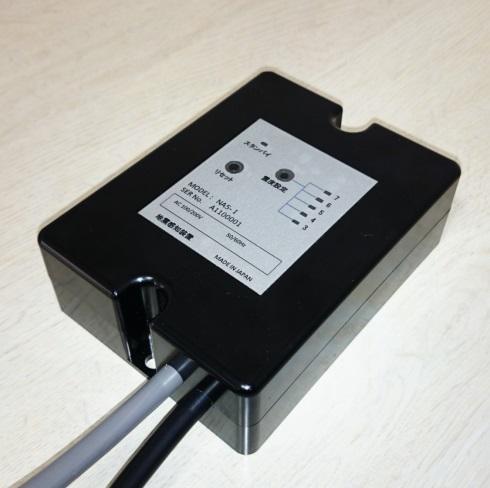 FA機器用地震検出装置