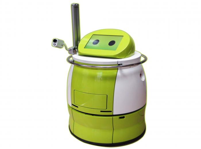 回診支援ロボット Terapio
